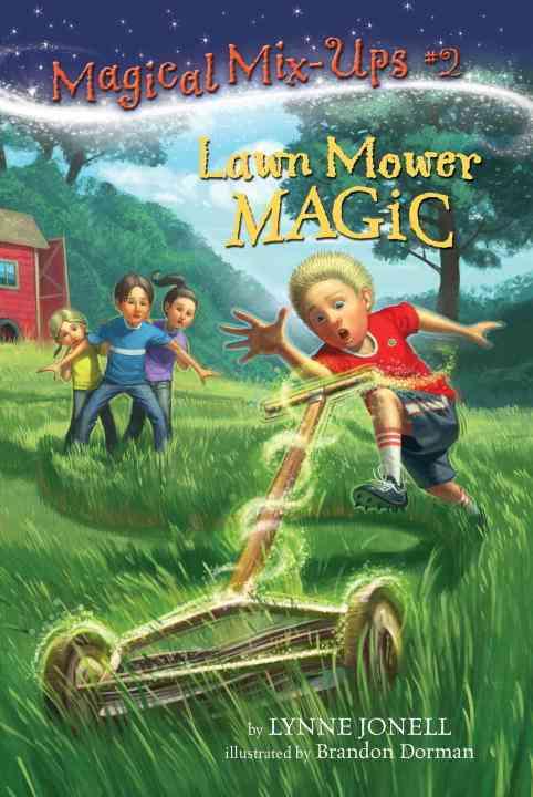 Lawn Mower Magic (Hardcover)