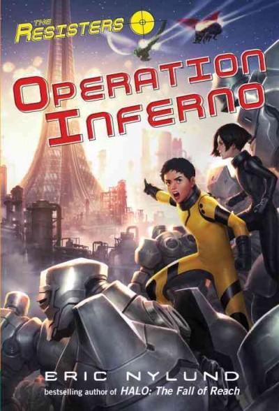 Operation Inferno (Hardcover)
