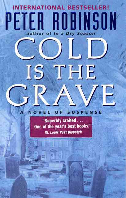 Cold Is the Grave (Paperback)