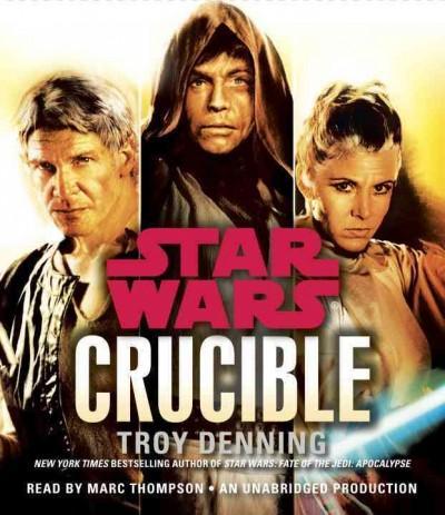 Crucible (CD-Audio)