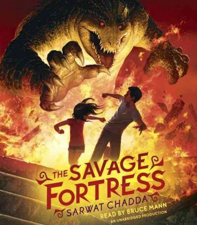 The Savage Fortress (CD-Audio)