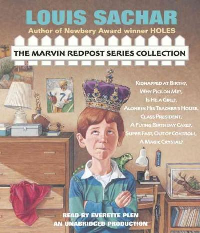 The Marvin Redpost Series Collection (CD-Audio)