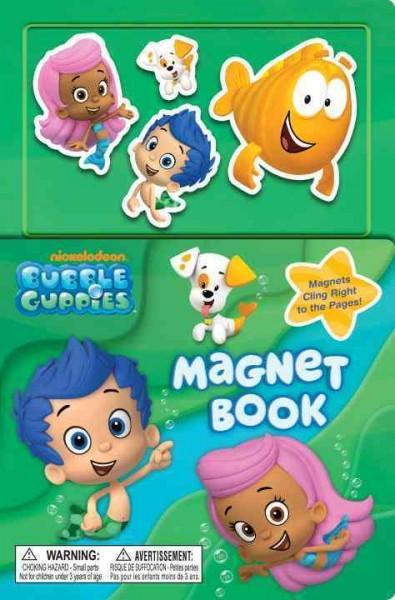 Bubble Guppies Magnet Book (Board book)