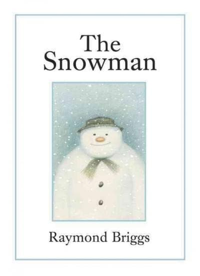 The Snowman (Board book)