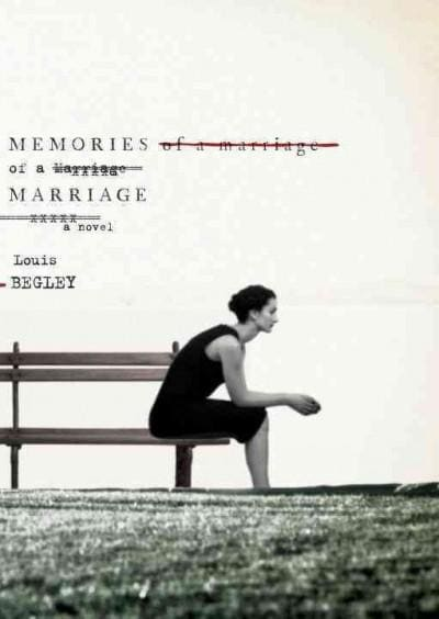 Memories of a Marriage (Hardcover)