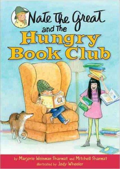 Nate the Great and the Hungry Book Club (Hardcover)