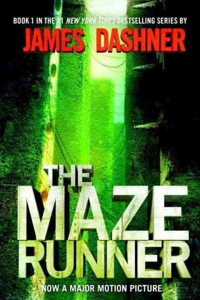 The Maze Runner (Paperback) - Thumbnail 0