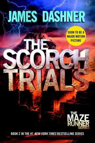 The Scorch Trials (Paperback)