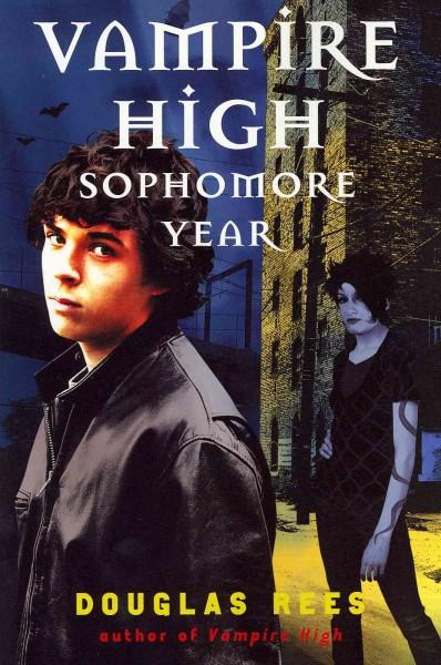 Vampire High: Sophomore Year (Paperback)