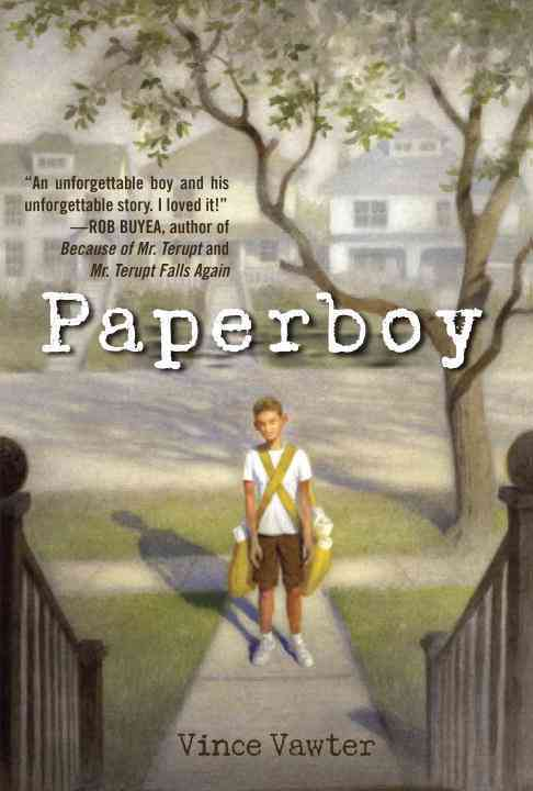 Paperboy (Hardcover)