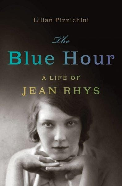 The Blue Hour: A Life of Jean Rhys (Hardcover)