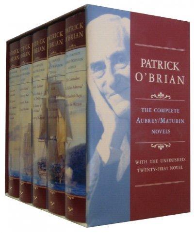 The Complete Aubrey/Maturin Novels (Hardcover)