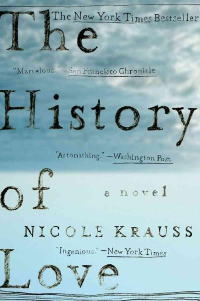 The History of Love (Hardcover)