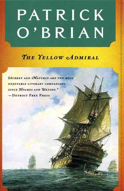 The Yellow Admiral (Paperback)