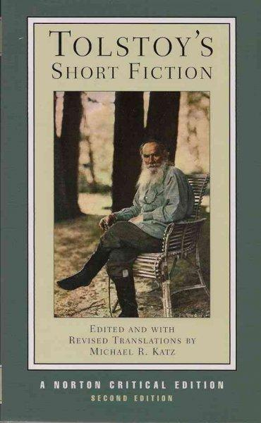 Tolstoy's Short Fiction (Paperback) - Thumbnail 0