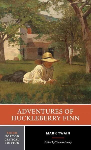 Adventures of Huckleberry Finn: An Authoritative Text Contexts and Sources Criticism (Paperback)
