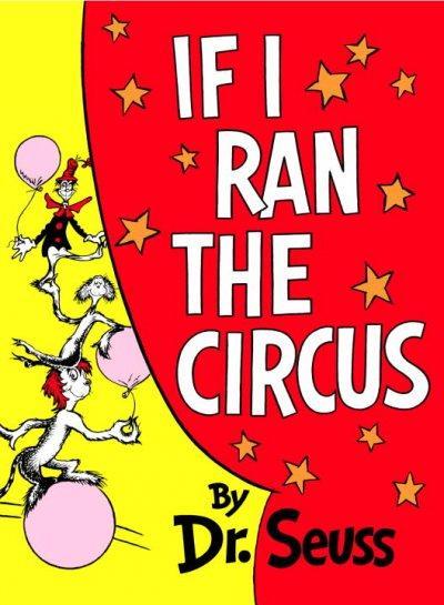 If I Ran the Circus (Hardcover)