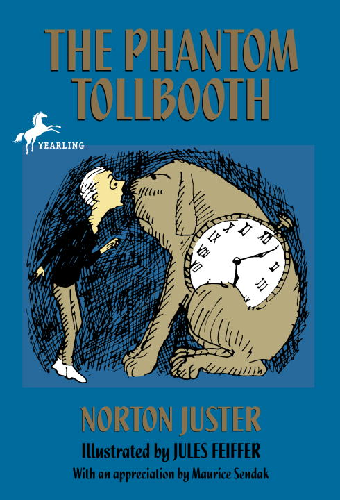 The Phantom Tollbooth (Paperback) - Thumbnail 0