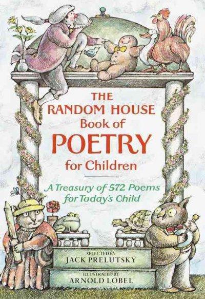 The Random House Book of Poetry for Children (Hardcover)