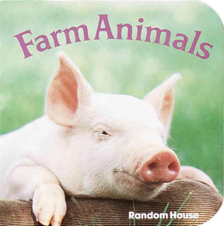 Farm Animals (Board book)