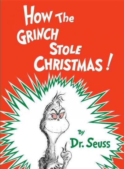 How the Grinch Stole Christmas (Hardcover)