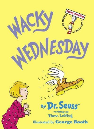 Wacky Wednesday (Hardcover)