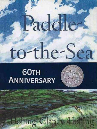 Paddle to the Sea (Hardcover)