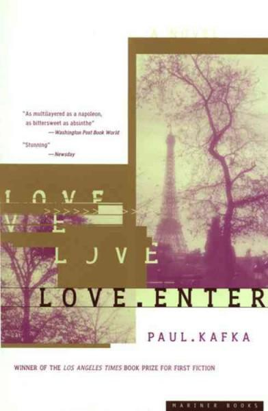 Love: Enter (Paperback) - Thumbnail 0