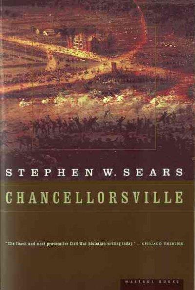 Chancellorsville (Paperback)