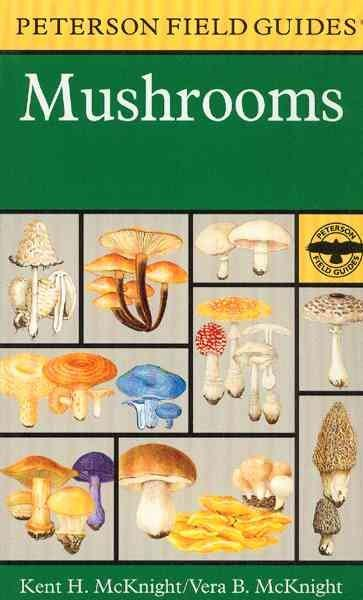 A Field Guide to Mushrooms: North America (Paperback)