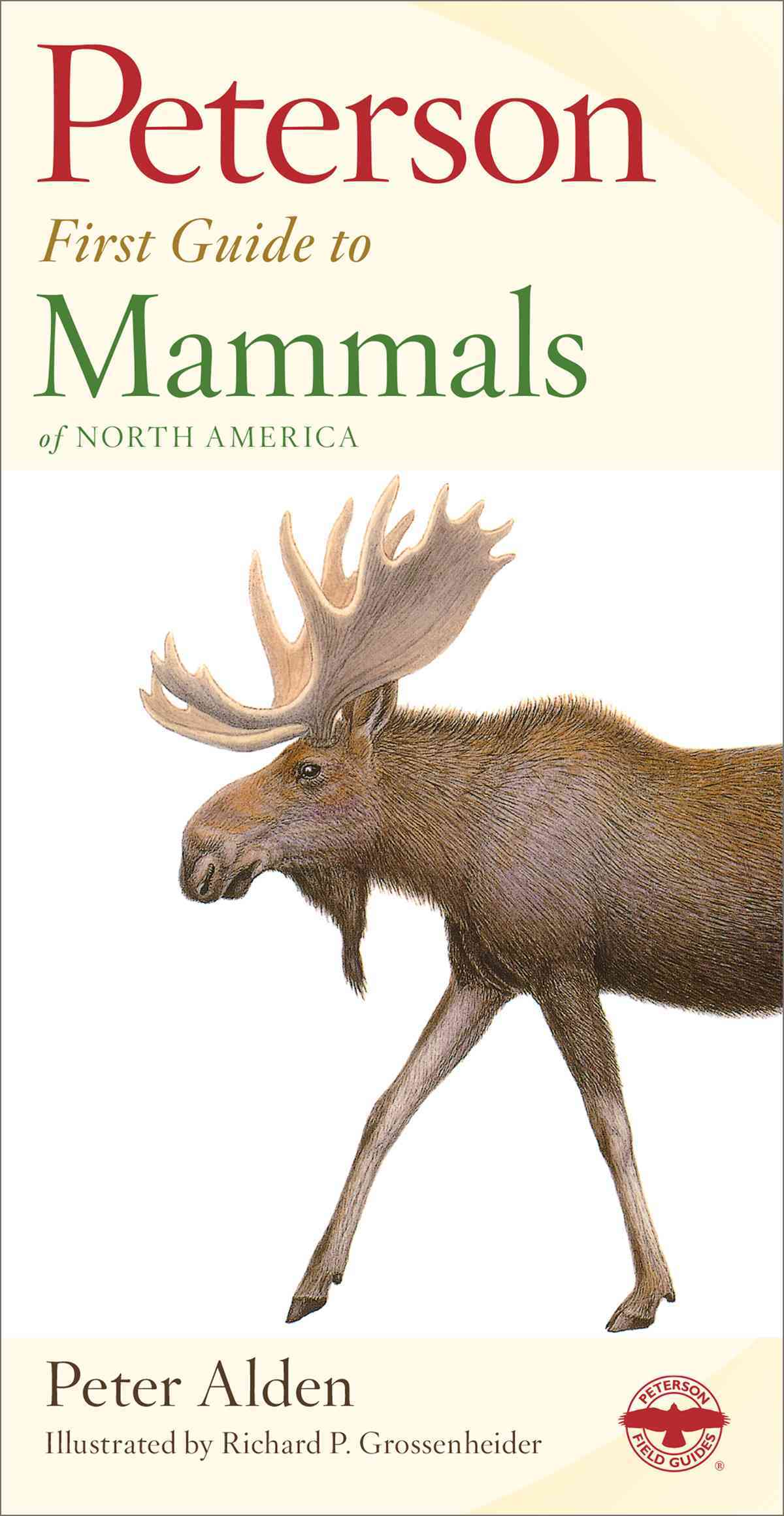 Peterson First Guide to Mammals of North America (Paperback)