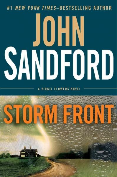 Storm Front (Hardcover)
