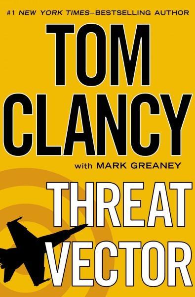Threat Vector (Hardcover)