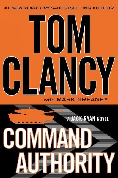 Command Authority (Hardcover)