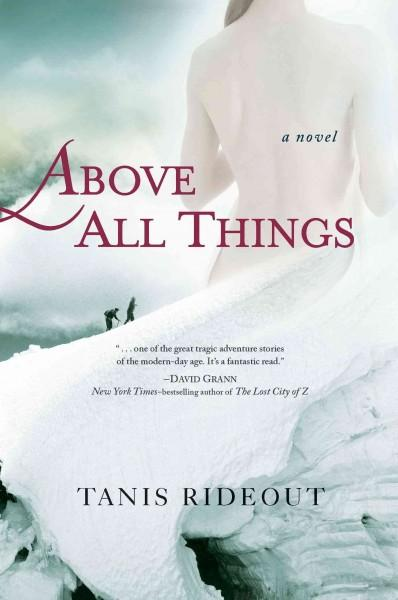 Above All Things (Hardcover)