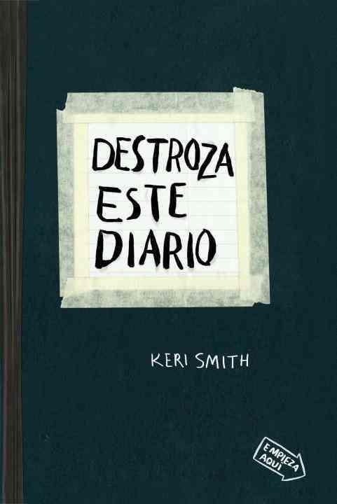 Destroza este diario / Wreck This Journal (Paperback)