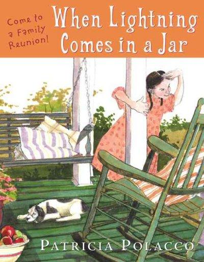 When Lightning Comes in a Jar (Hardcover)