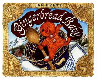 Gingerbread Baby (Hardcover)