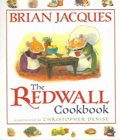 The Redwall Cookbook (Paperback)