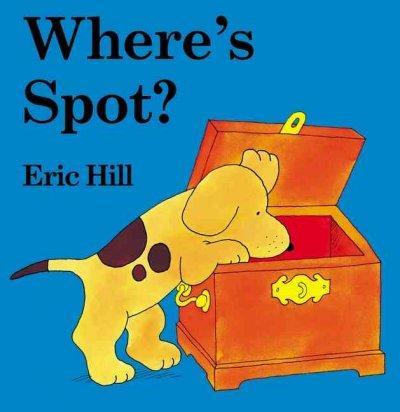 Where's Spot? (Board book)