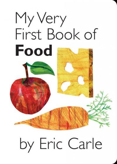 My Very First Book of Food (Board book)