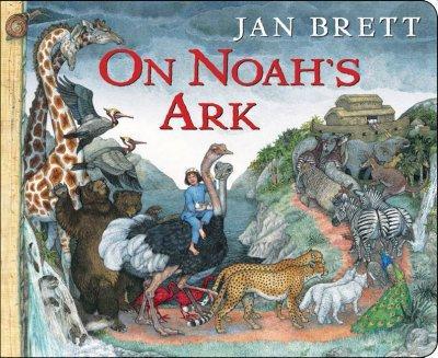On Noah's Ark (Board book)