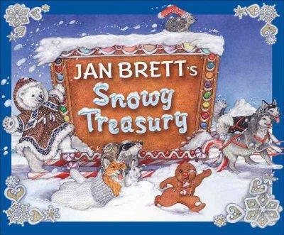 Jan Brett's Snowy Treasury (Hardcover)