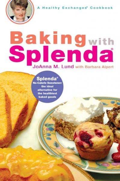 Baking With Splenda (Paperback)