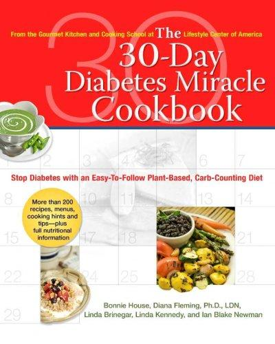 The 30-Day Diabetes Miracle Cookbook (Paperback)