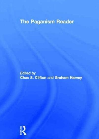 The Paganism Reader (Hardcover)