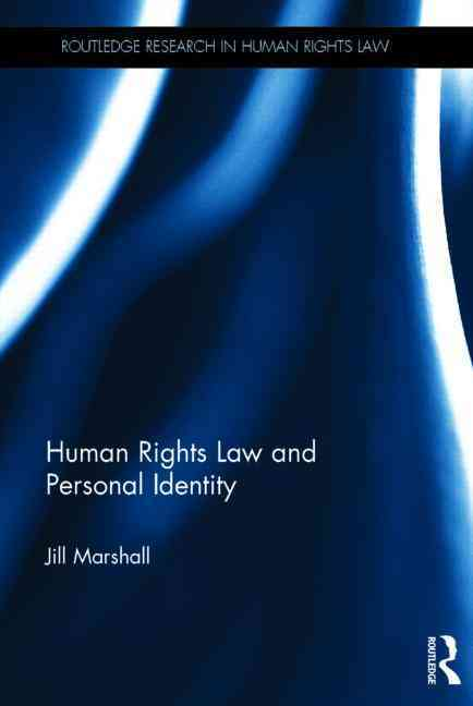 Human Rights Law and Personal Identity (Hardcover)