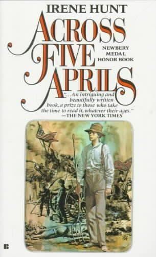 Across Five Aprils (Paperback)