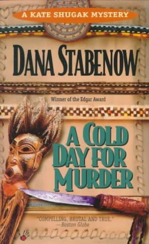 A Cold Day for Murder (Paperback)