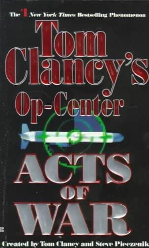 Acts of War: Op-center 04 (Paperback)